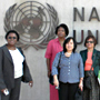 Faculty Join U.N. Committees